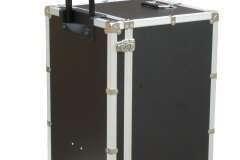 trolley alluminio campionario prodotti chiuso