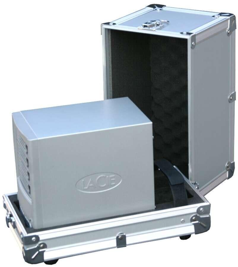 realizzazione valigie alluminio