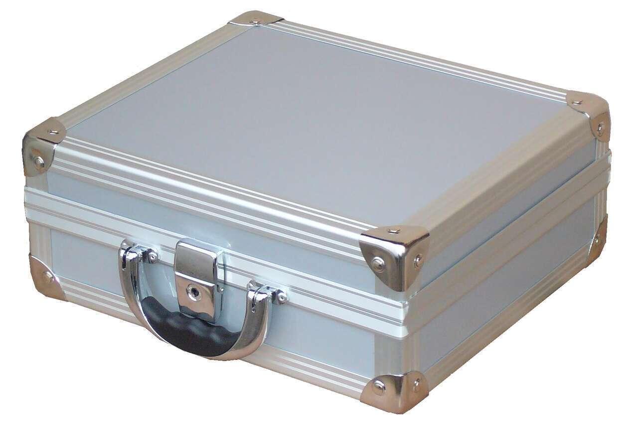 valigie alluminio campionario